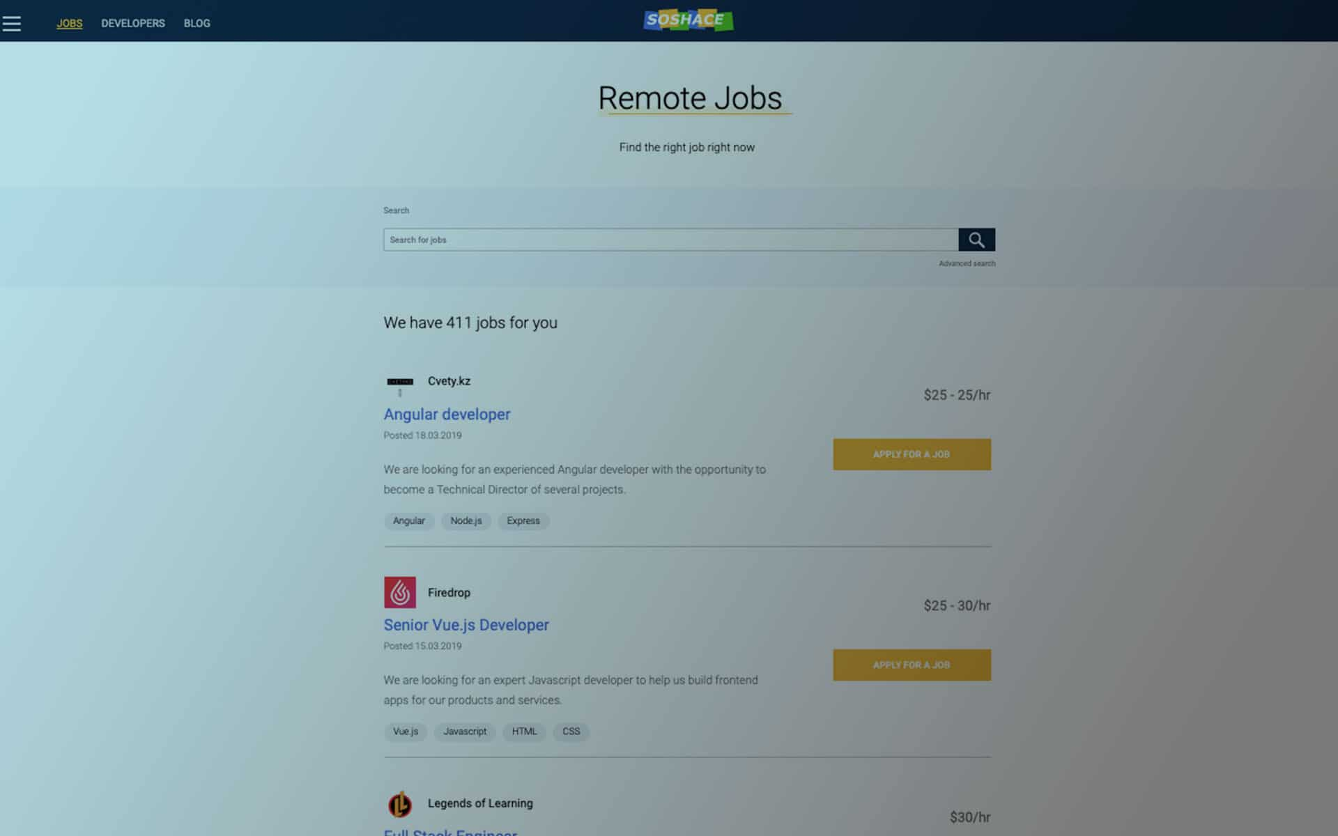 Sohace-Review-Developer-Remote-Jobs