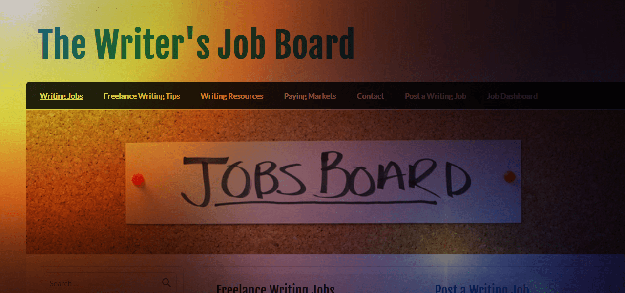 review of the writer s job board remote job site