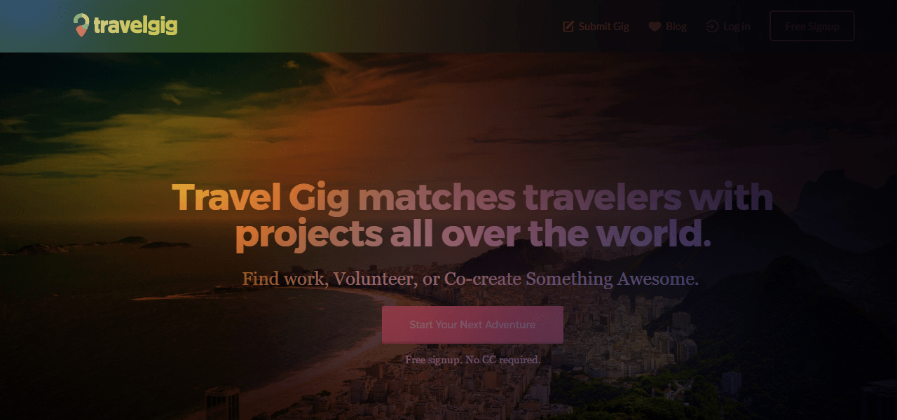 TravelGig Review