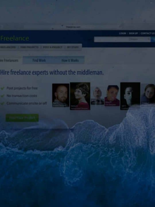 iFreelance job site review