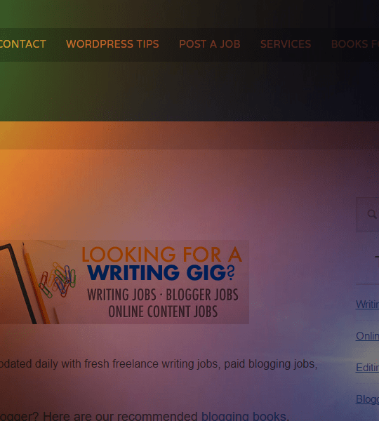review of all lance writing remote job site bloggingpro review