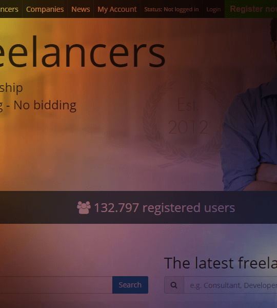 Freelancermap Review