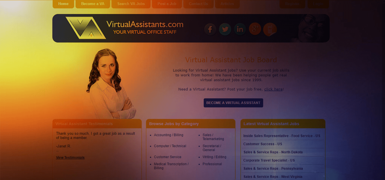 Virtual Assistants Review